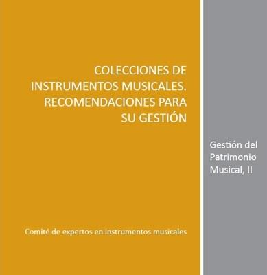 Colecciones de instrumentos musicales