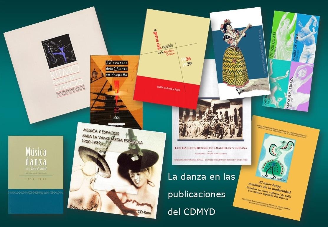 Publicaciones Danza