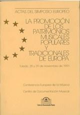 La Promoción de los patrimonios musicales populares y tradicionales de Europa