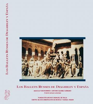 Los ballets russes de Diaghilev y España